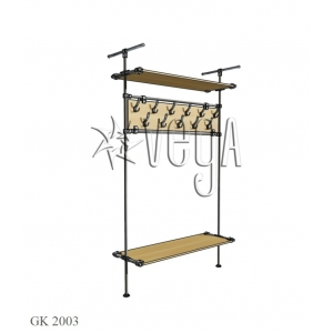 Секция гардеробная GK 2003