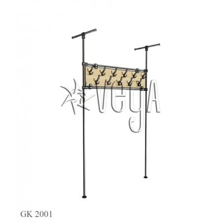 Секция гардеробная GK 2001