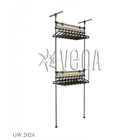 Секция гардеробная GW 2024
