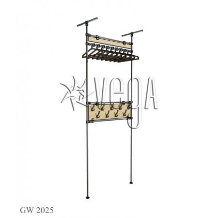 Секция гардеробная GW 2025